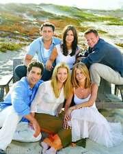 Friends TV Show Cast 8x10 Photo 001