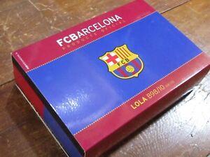 Fly FC Barcelona Futbol Club Centennial Lola Race Car Comemorative Soccer