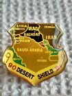 90 Desert Shield 91 United States Army Military Insignia Pin
