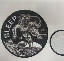 *SLEEP* patch Stoner,desert,rock,metal,sew,merch,sleep,high,band,doom,wizard