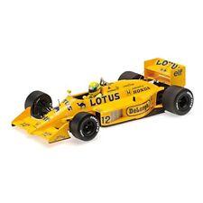 1 43 Minichamps Lotus Honda 99T Senna 1987