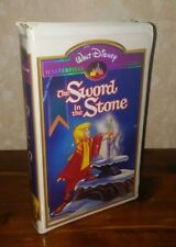 The Sword in the Stone (VHS, 1998)