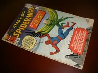 Marvel Comics Amazing Spider-Man # 7 Nice Copy 2nd app Vulture