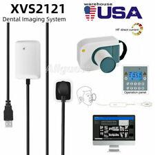 Us Woodpecker Style Dental Digital Imaging Rvg X Ray Sensor Size 1x Ray Machine