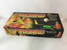 Hobbyzone Firebird  pre-owned RC airplane Hobby Zone Plane HBZ1000 H3