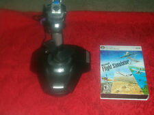 Saitek ST290 Pro Joystick/Flight Stick + Mircrosoft Flight Simulator X PC Game