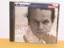CD - MICHEL BEROFF - DEBUSSY