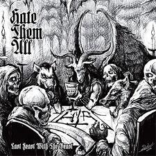 "Hate Them All ""Last Feast With The Beast"" (NEU / NEW) Black-Death-Metal"