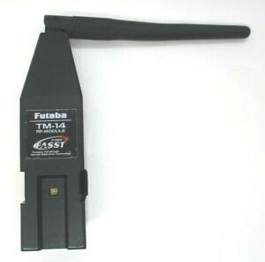 Futaba Tm-14 fasst 2.4ghz Transmitter module  12fg t14mz etc excellent condition