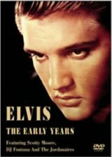 Elvis Presley - The Early Years (DVD, 2005) Brand new and sealed
