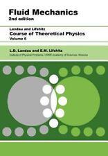 Fluid Mechanics: Volume 6: By L D Landau, E.M. Lifshitz