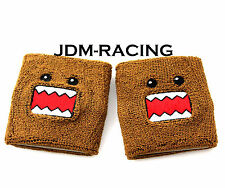 JDM Domo Kun Domokun Brown Universal Brake Fluid Oil Reservoir Tank Cover JDM X2