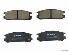 Bosch QuietCast Disc Brake Pad fits 1990-1999 Subaru Legacy SVX Impreza  MFG NUM