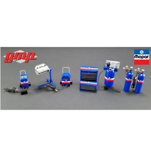 GMP – 1/18 Scale – Mopar Tool Set Scale Model Replicas
