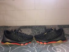 Nike KD 8 EXT Woven Mens Athletic Basketball Shoes Size 7 Black Red Gold  Durant a90be78799d