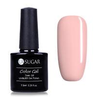 7.5ml Soak Off UV Gel Nail Polish Nail Art Gel Varnish  Series UR SUGAR 606