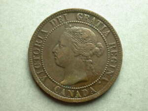 Canada 1894 One Large Cent