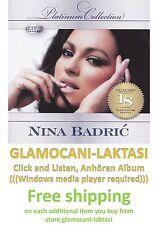 CD NINA BADRIC  THE PLATINUM COLLECTION 2009 srpska bosanska hrvatska muzika