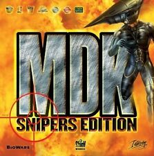 MDK SNIPERS EDITION (PC) - NEU & SOFORT