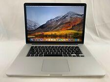 "2015 MacBook Pro 15"" - 2.8GHz i7, 16GB RAM, 500GB SSD - FULLY FUNCTIONAL"