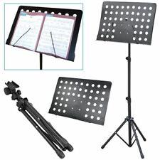 AKORD Metal Adjustable Sheet Music Stand Holder
