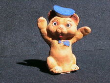 Original Vintage 1950'S Limmer- Dancing French Sailor Bear-W/Blue & White Hat