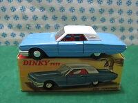 Vintage - Hong Kong  Dinky Toys 57/005 - FORD THUNDERBIRD  - MIB / Superbe !