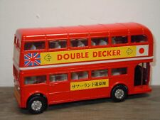 London Tansport Double Decker - Sakura Japan *35876