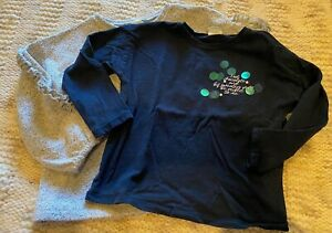 Zara Girls- sweatshirt & Cocoa Tee, size 7/8