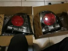 JDM IS300 2001-2005 SXE Altezza Dark Chrome Tail lights