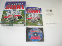 INDUSTRY GIANT 1 Pc Cd Rom - Original BIG BOX - FAST SECURE POST