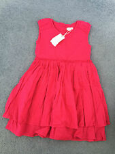 Girls Pumpkin Patch Dress NEW size 6 NEW  Fuchsia Rose
