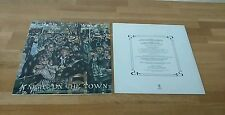 Rod Stewart A Night On The Town UK LP With Inner A1 B1 RVLP1 Classic Rock