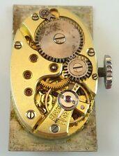 Vintage LIP Watch Co. Mechanical Wristwatch Movement  - Parts / Repair