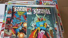 from Avengers Dr. Strange comic lot 5-19 25 28 38-41 48 50 63 66 69-76 78 79 nm