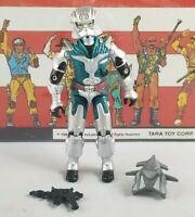 Original 1987 GI JOE COBRA COMMANDER V3 ARAH not complete figure UNBROKEN