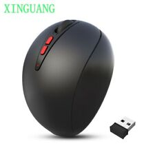2.4GHZ Wireless Mouse 2400DPI Vertical Ergonomic Optical Rechargeable Mouse T33
