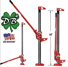 "48"" High Lift Farm Off-Road Recovery Bumper Jack 3.5 Tons 7,000 lbs 48 Inches"