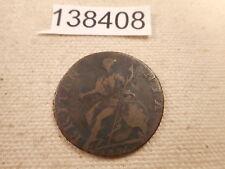 1775 Great Britain Copper Coin - Nice Collector Grade Album Coin - # 138408