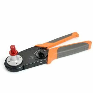 IWISS HD-2612D Deutsch Connector Tool Crimper Harley Caterpillar Hand Tool