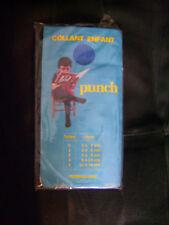 Collant PUNCH bleu vif indémaillable T 4 ou 11-12 ans neuf emballé
