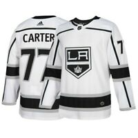 Jeff Carter Los Angeles Kings NHL Adidas Men's White Authentic On-Ice Pro Jersey