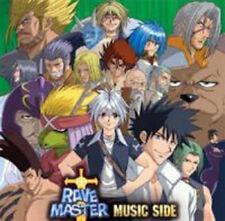 Rave Master OST Music CD Anime Licensed NEW