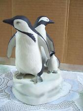 "San Francisco Music Box Company penguin Bird Figurine R O C Taiwan  ""NO MUSIC"""