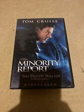New listing Minority Report (Dvd, 2002, 2-Disc Set, Widescreen)