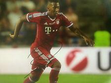 B Signed European Player/Club Football Photos