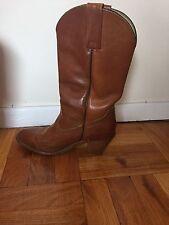 Frye Western Boots Size 9