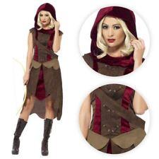 Disfraces de mujer de poliéster de color principal rojo de cosplay
