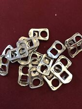 1000+ silver soda tabs/can ring pulls for crochet or art & crafts