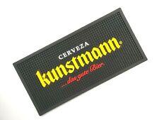 New CERVEZA kunstmann Rubber dripbeer mat drink mat bar mat spill mat bar runner
